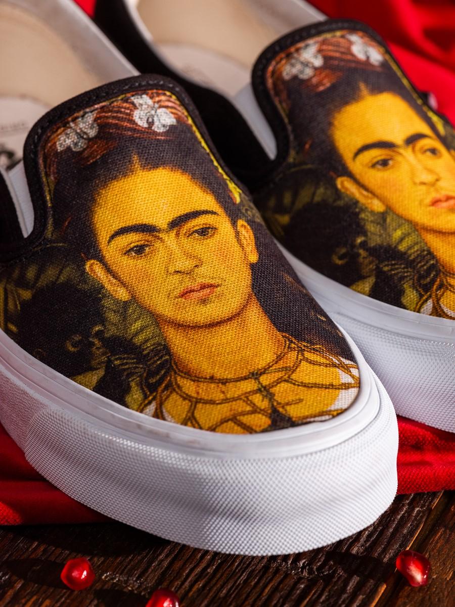 Vault by Vans x Frida Kahlo Slip-On