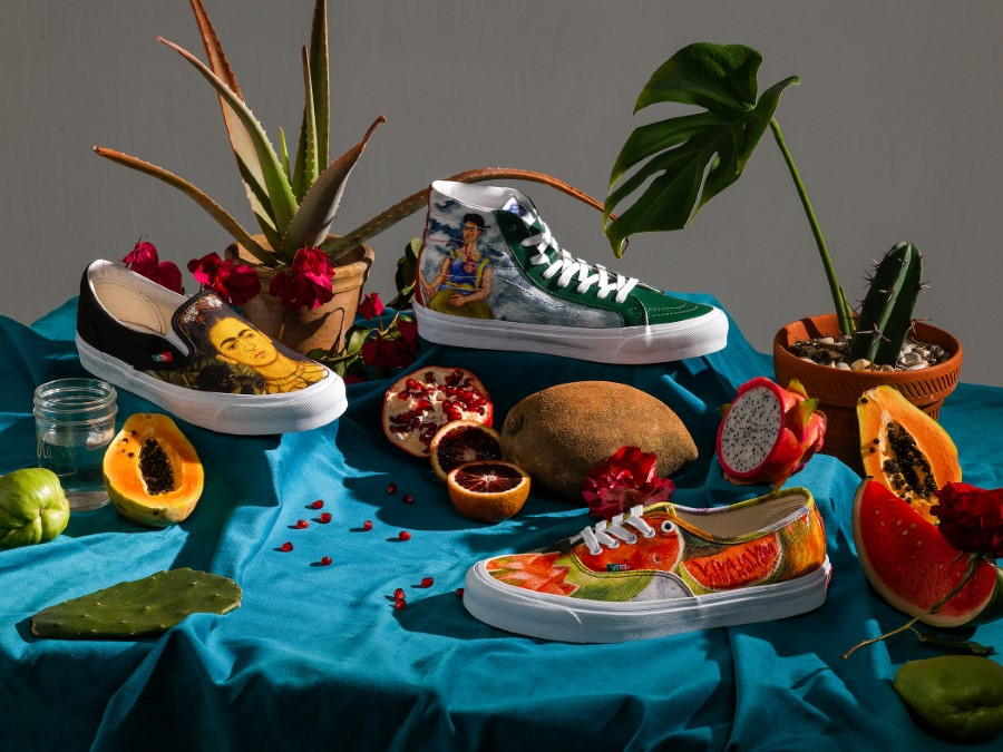 Vault by Vans x Frida Kahlo