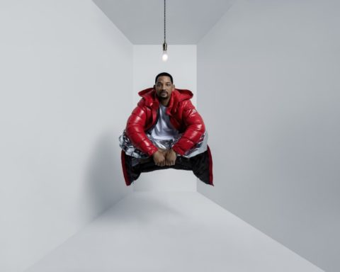 Will Smith x Moncler