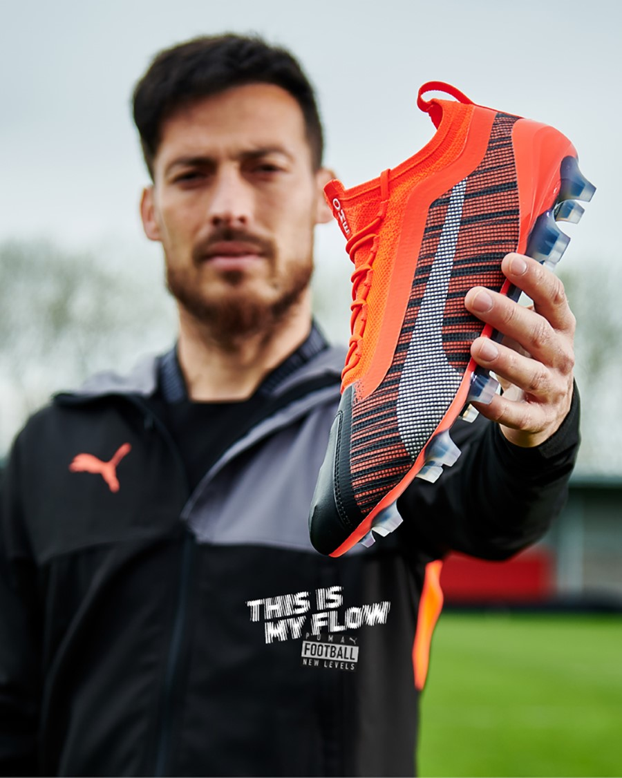 "PUMA One 5.1 ""Anthem Pack"" - David Silva"
