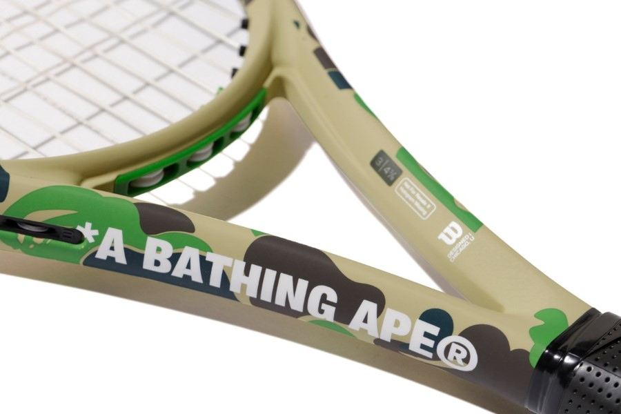 BAPE & Wilson Collection Tennis
