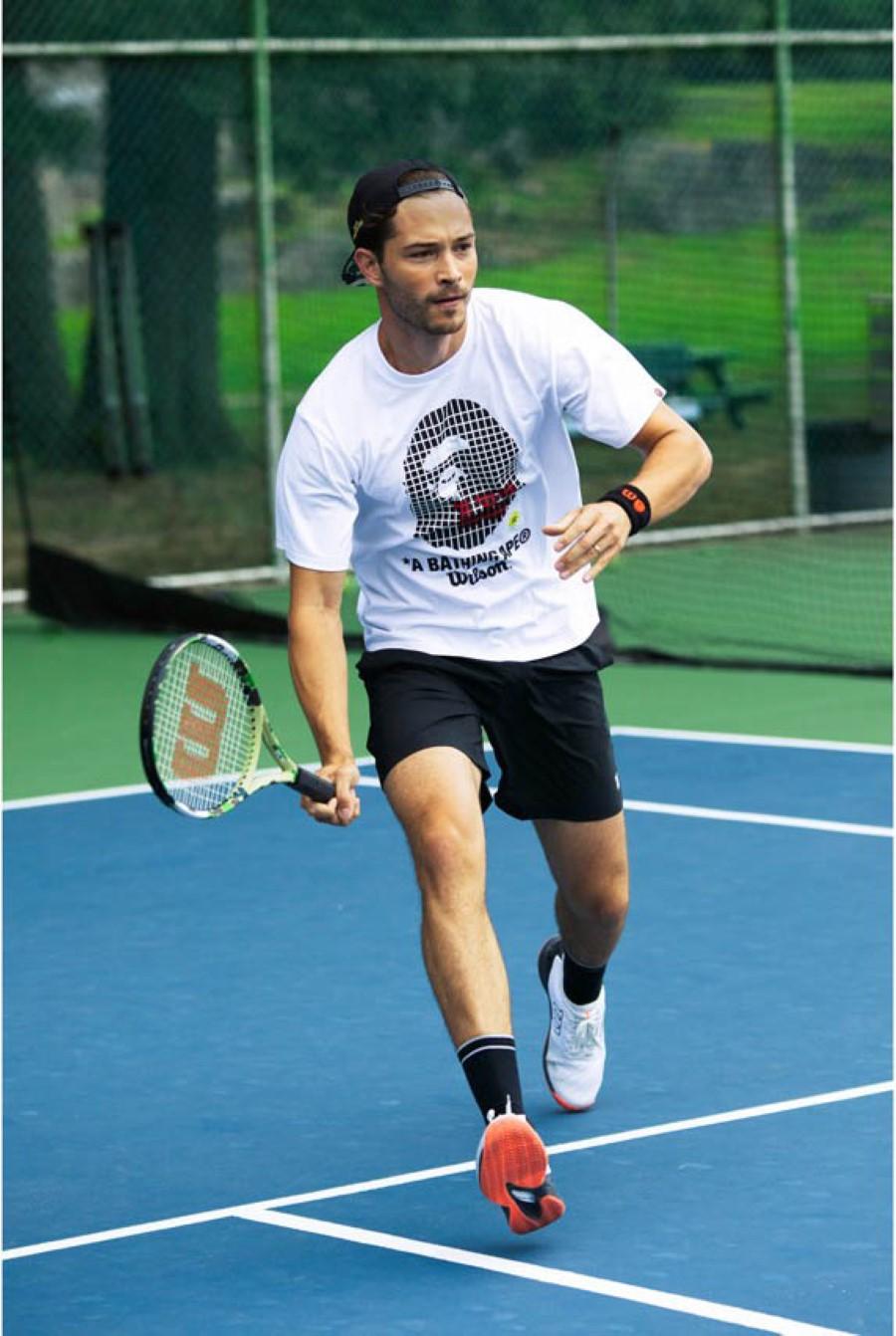 BAPE & Wilson Collection Tennis