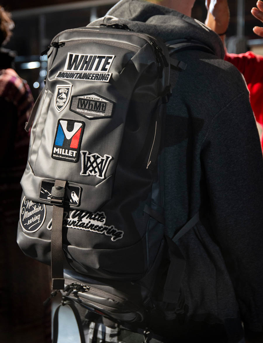 Eastpak x White Mountaineering Automne-Hiver 2019-2020