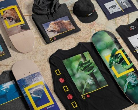 Element x National Geographic Automne-Hiver 2019