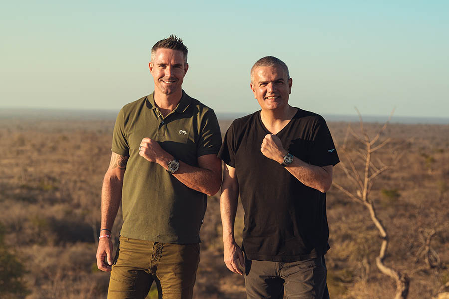 Hublot x Save Our Rhinos Africa and India
