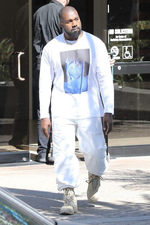 Kanye West - Laura Dern x David Lynch