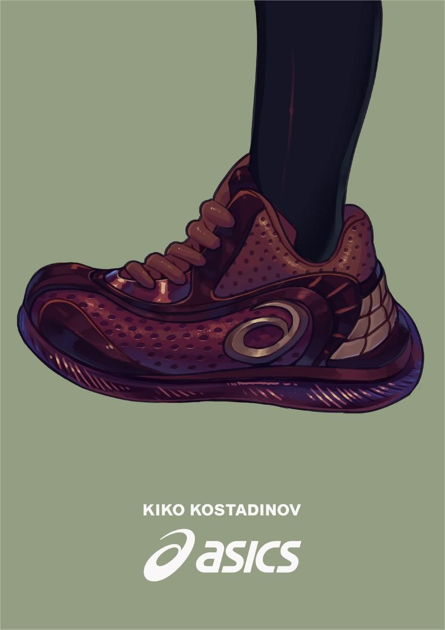 Kiko Kostadinov x ASICS GEL-SOKAT INFINITY II