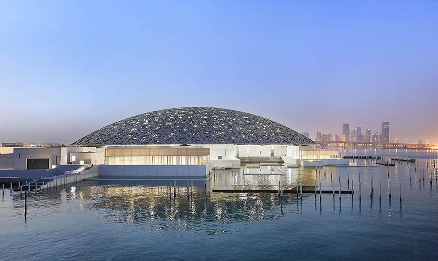 Louvre Abu Dhabi x Fouquet's du Groupe Barrière