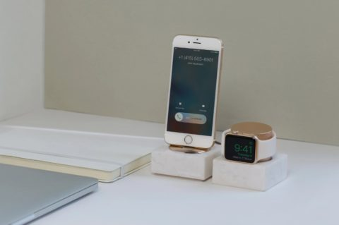 Native Union x Docks iPhone Apple Watch