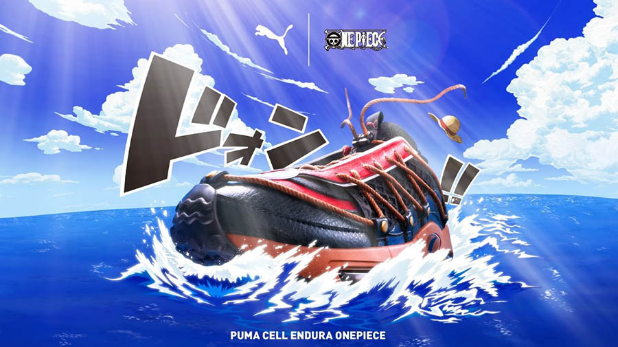 PUMA CELL Endura x One Piece