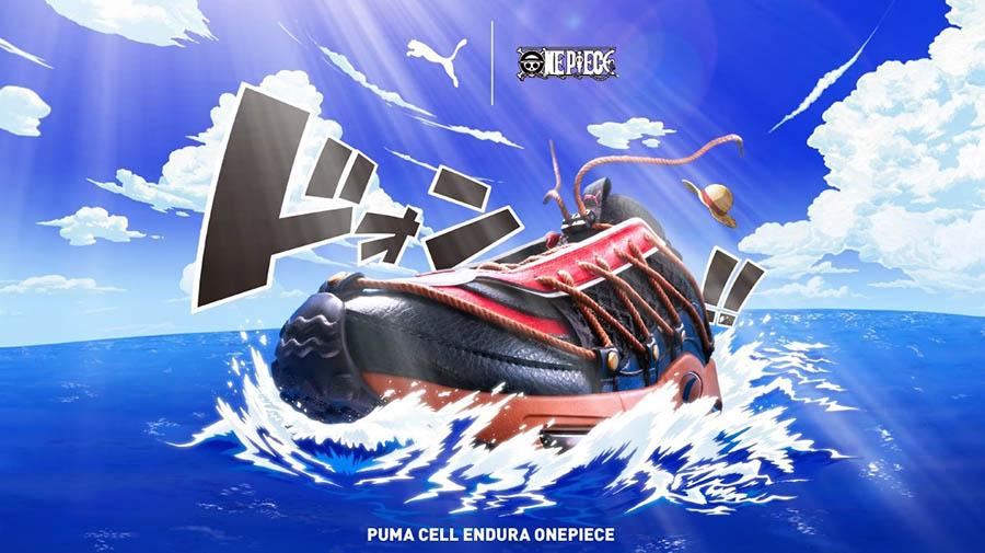 PUMA CELL Endura x One Piece