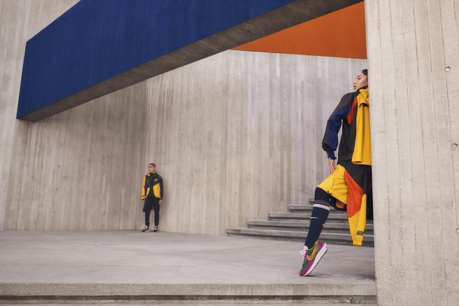 Sacai x Nike Running