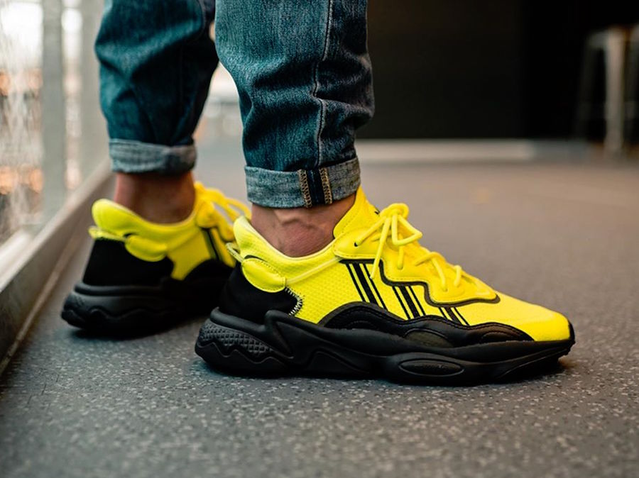 adidas Ozweego Solar Yellow