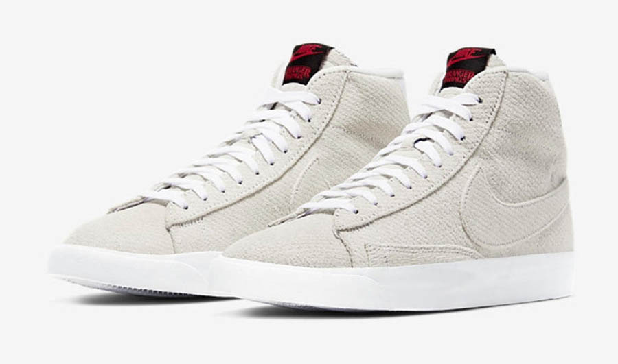 tranger Things x Nike Blazer Mid Upside Down