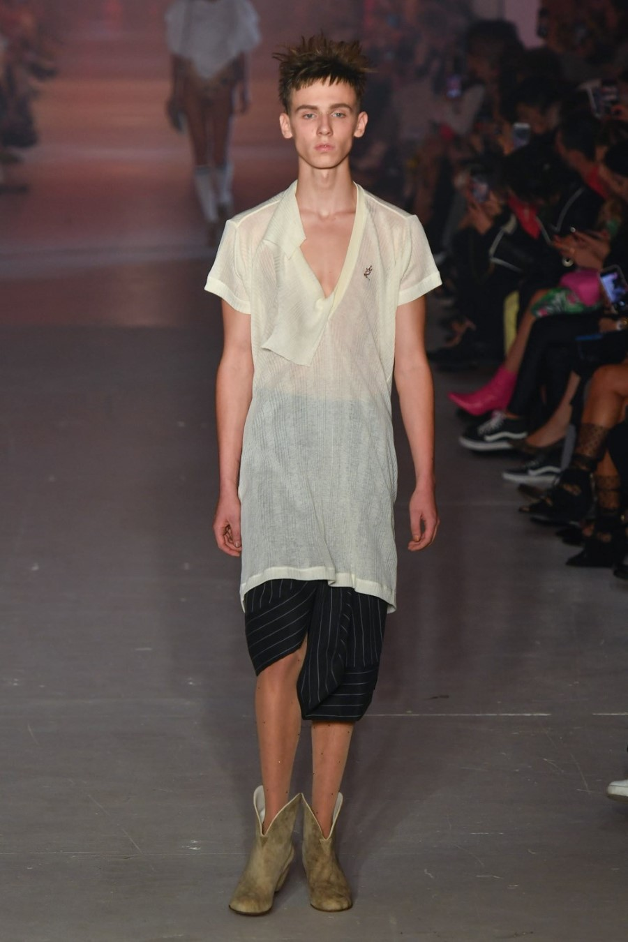 Andreas Kronthaler for Vivienne Westwood - Printemps/Été 2020 - Paris Fashion Week