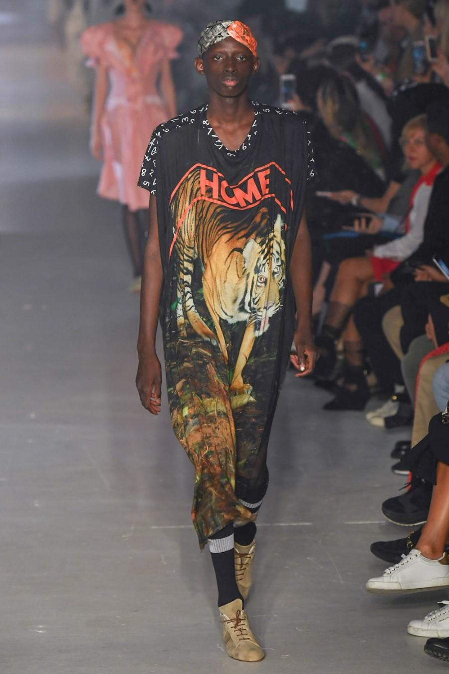 Andreas Kronthaler for Vivienne Westwood - Printemps/Été 2020 - Paris Fashion Week