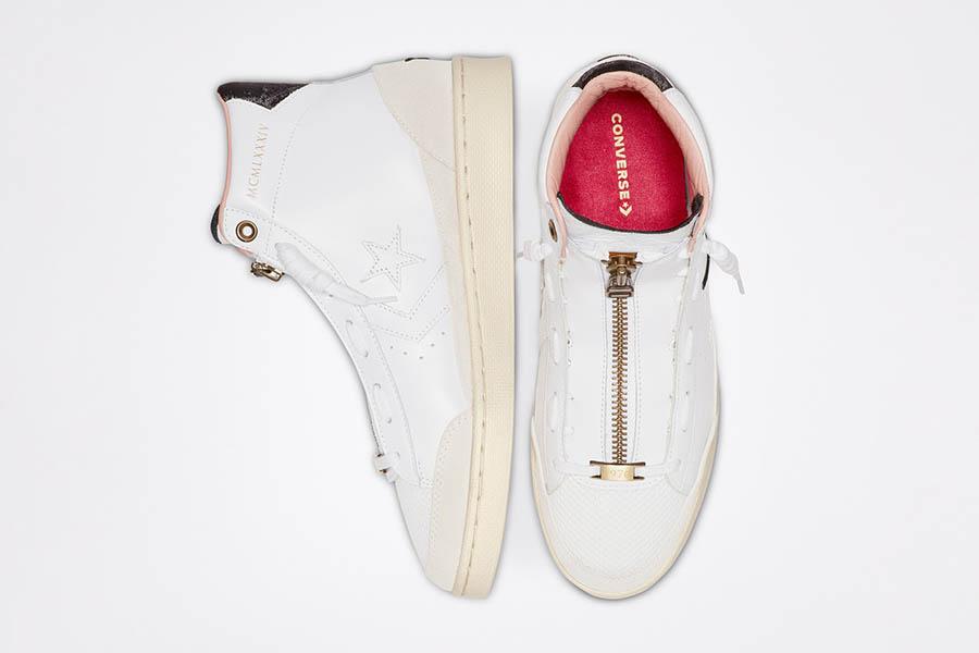 Converse Pro Leather x Ibn Jasper