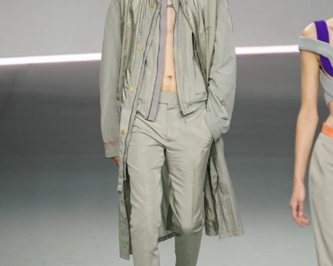 Haider Ackermann - Printemps/Été 2020 - Paris Fashion Week