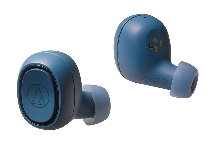 IFA 2019 - Audio-Technica True Wireless ATH-CK3TW