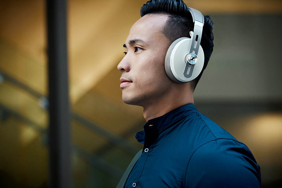 IFA 2019 - Sennheiser MOMEMTUM Wireless x Tile