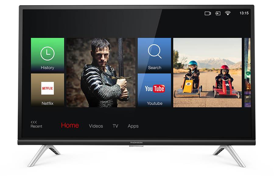 IFA 2019 - TV Thomson Android 9 40FE5606