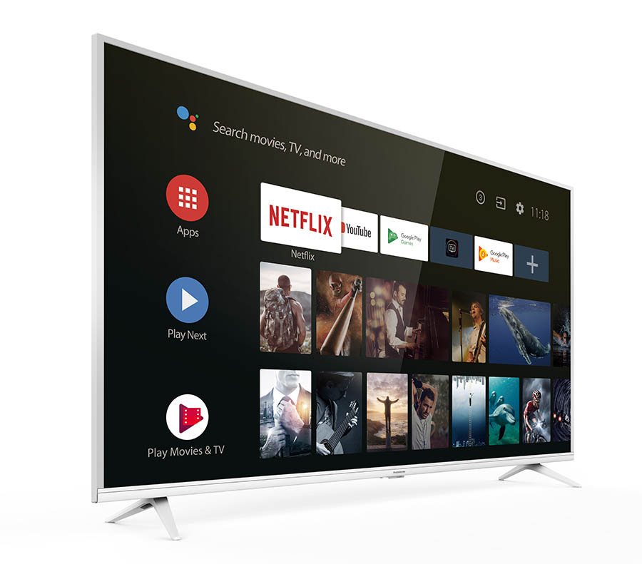 IFA 2019 - TV Thomson Android 9 55UE6400W