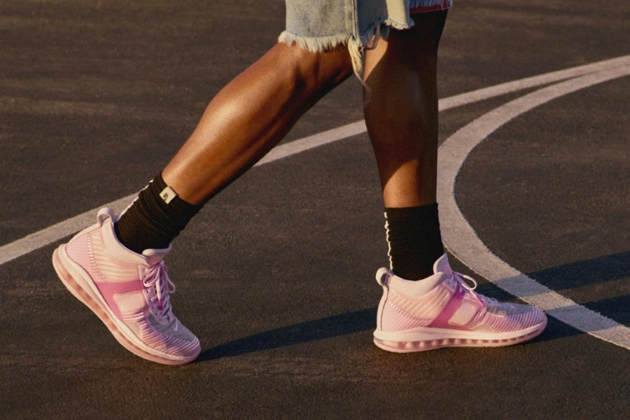 John Elliott x Nike LeBron James Icon QS Tulip Pink