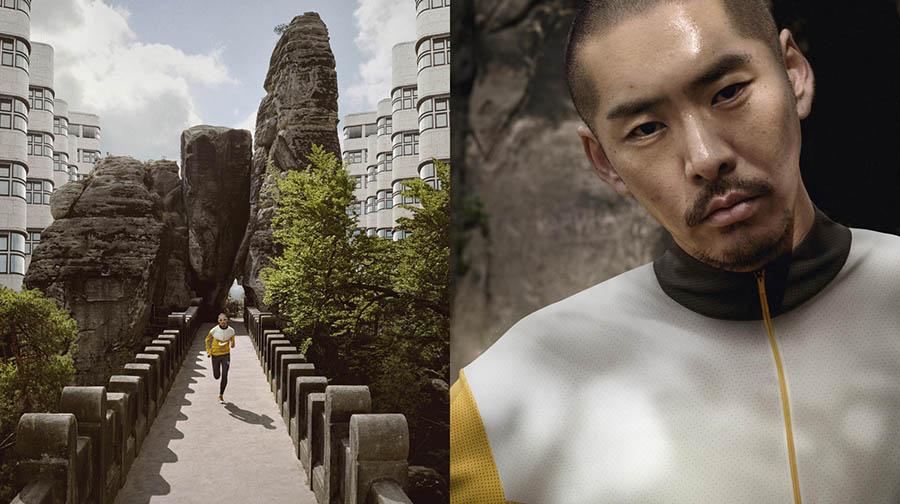 Jun Takahashi - Collection GYAKUSOU Trail Running