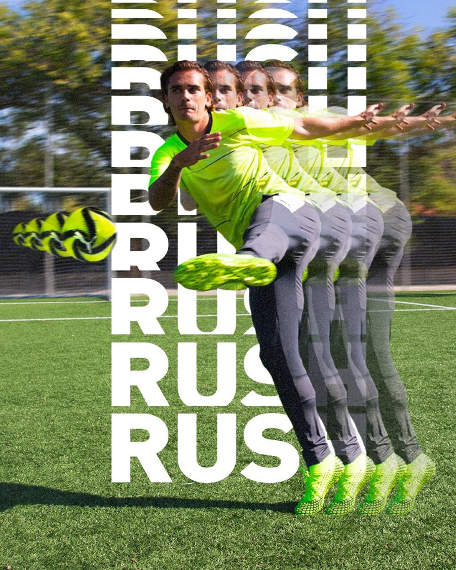 PUMA Football Rush Pack