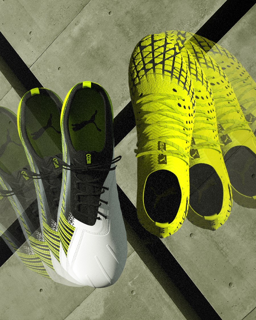 PUMA Football Rush Pack