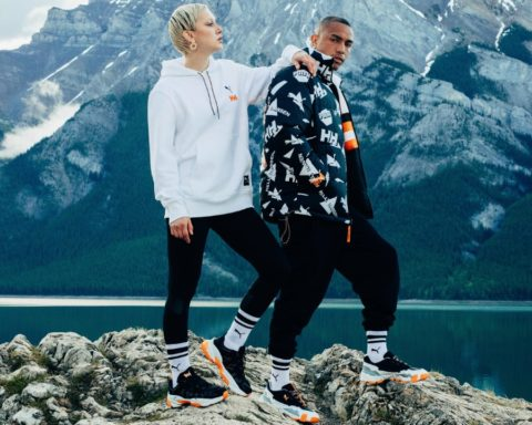 PUMA x Helly Hansen- Back to 90's Collection