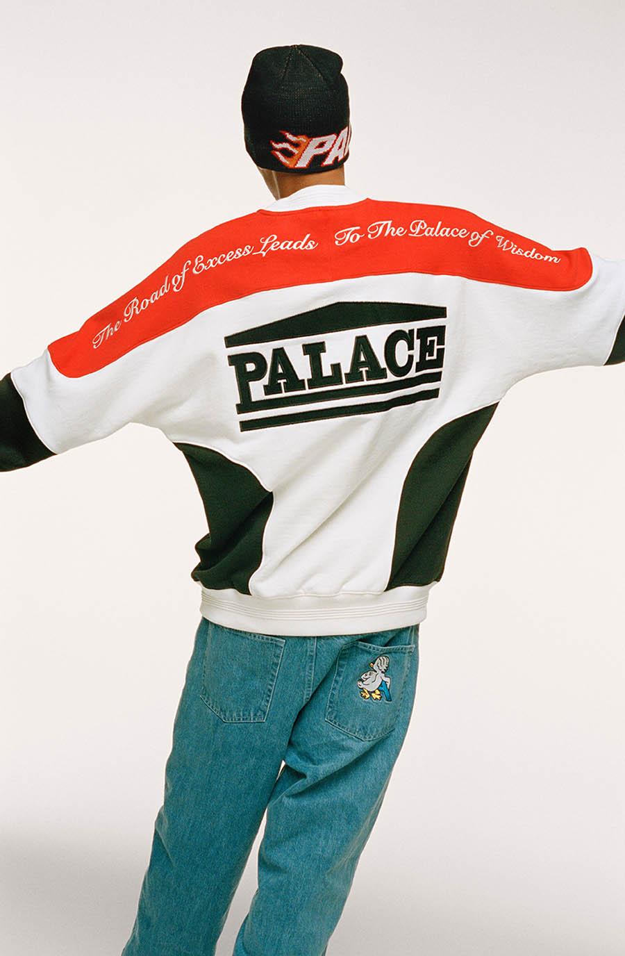 Palace Skateboards Lookbook Hiver 2019
