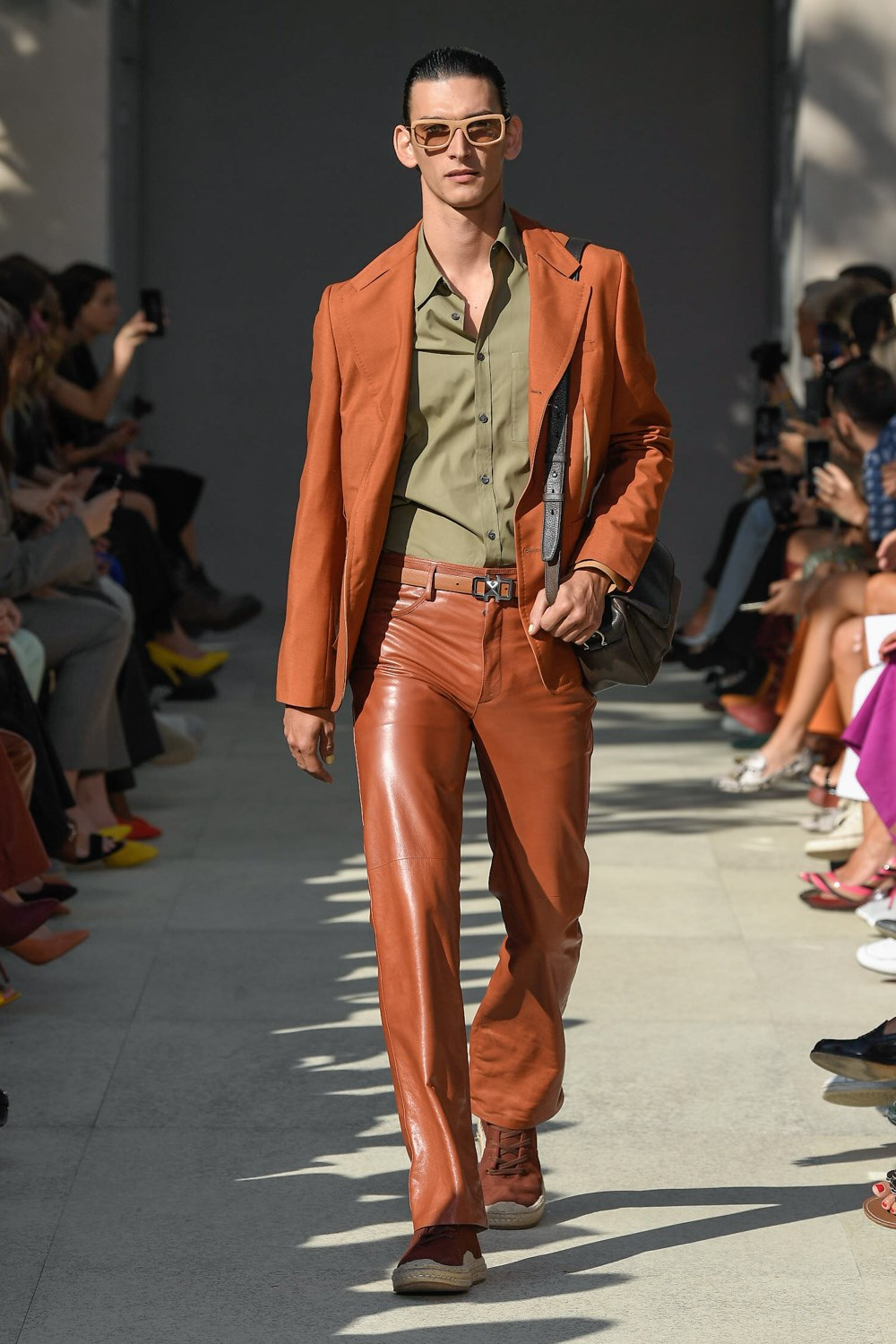 Salvatore Ferragamo - Printemps/Été 2020 - Milan Fashion Week