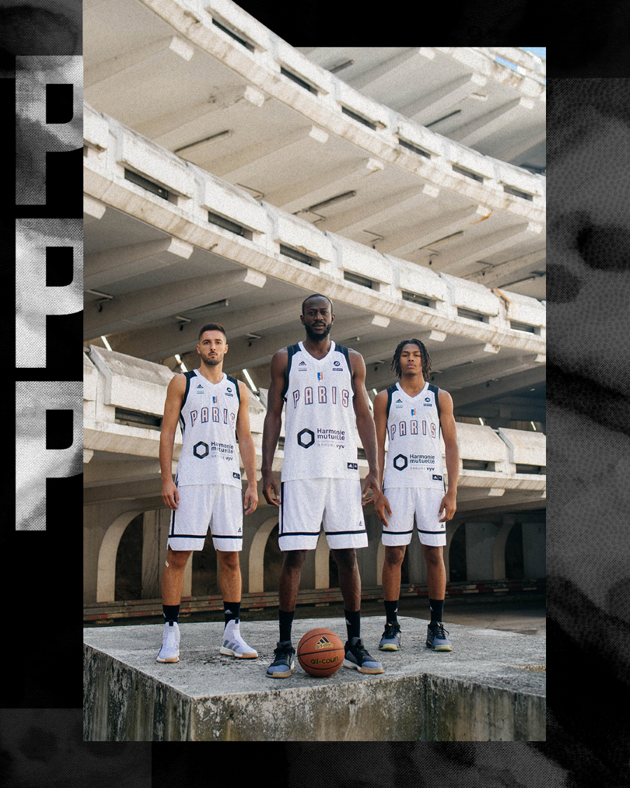 adidas x Paris Basketball