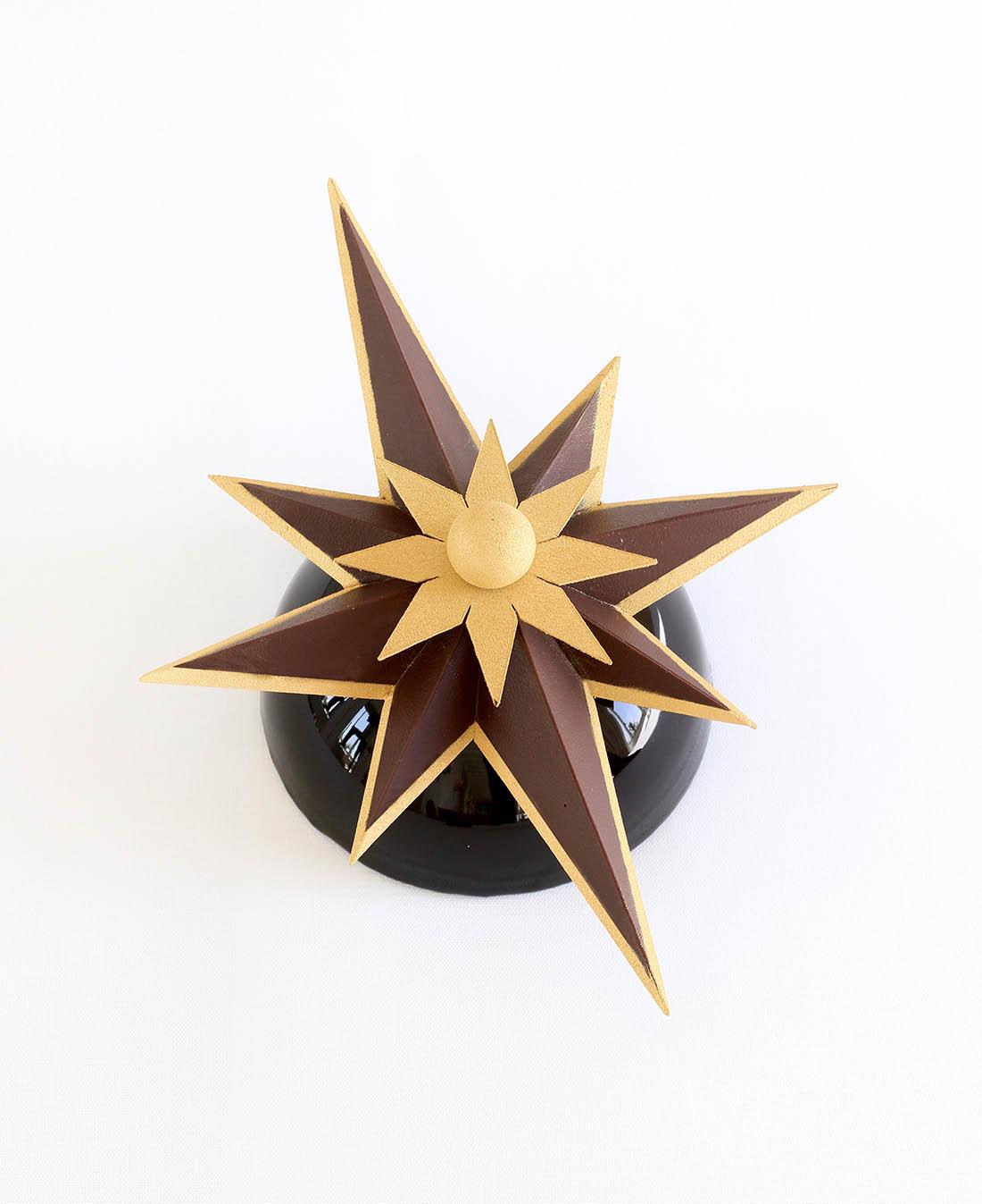 Bûches de Noël 2019 - Grand-Hôtel du Cap-Ferrat