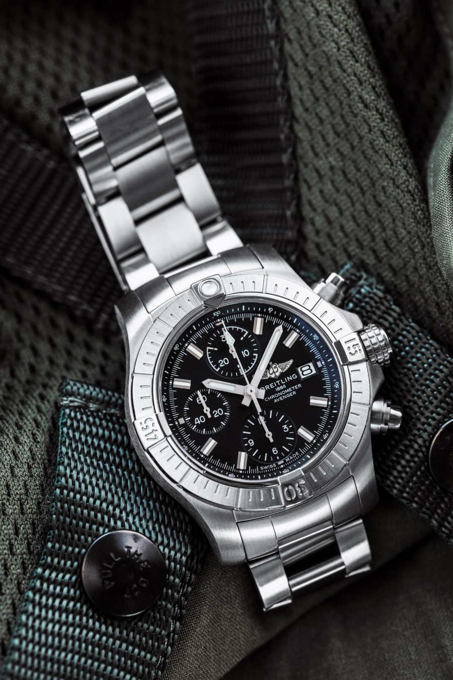 Breitling Avenger Collection - Breitling Avenger Chronograph 43