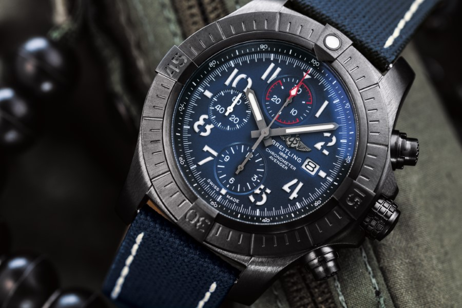 Breitling Avenger Collection - Chronograph 48 Night Mission