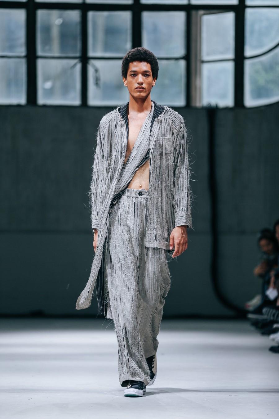DANSHAN - Printemps-Été 2020 - Shanghai Fashion Week