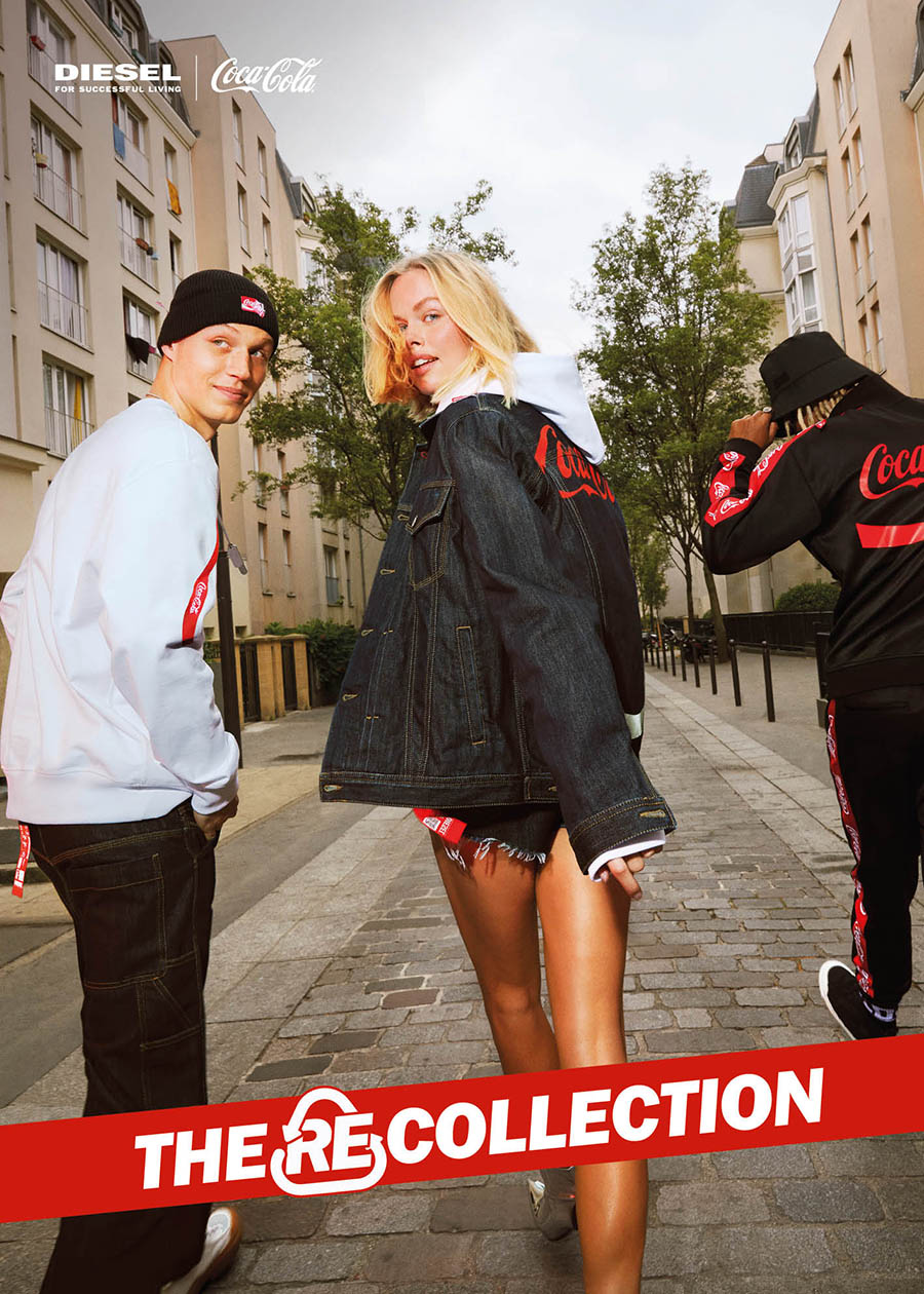Diesel x Coca Cola - The (Re)Collection
