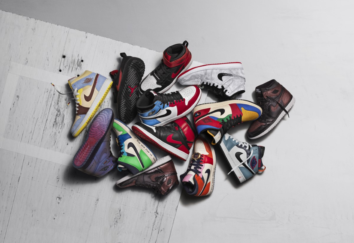 Fearless Ones Collection - Air Jordan I High Zoom Fearless & High OG Fearless