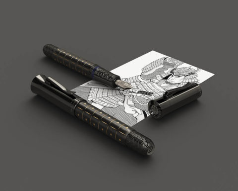 Graf Von Faber-Castell - SAMURAI & SAMURAI BLACK EDITION