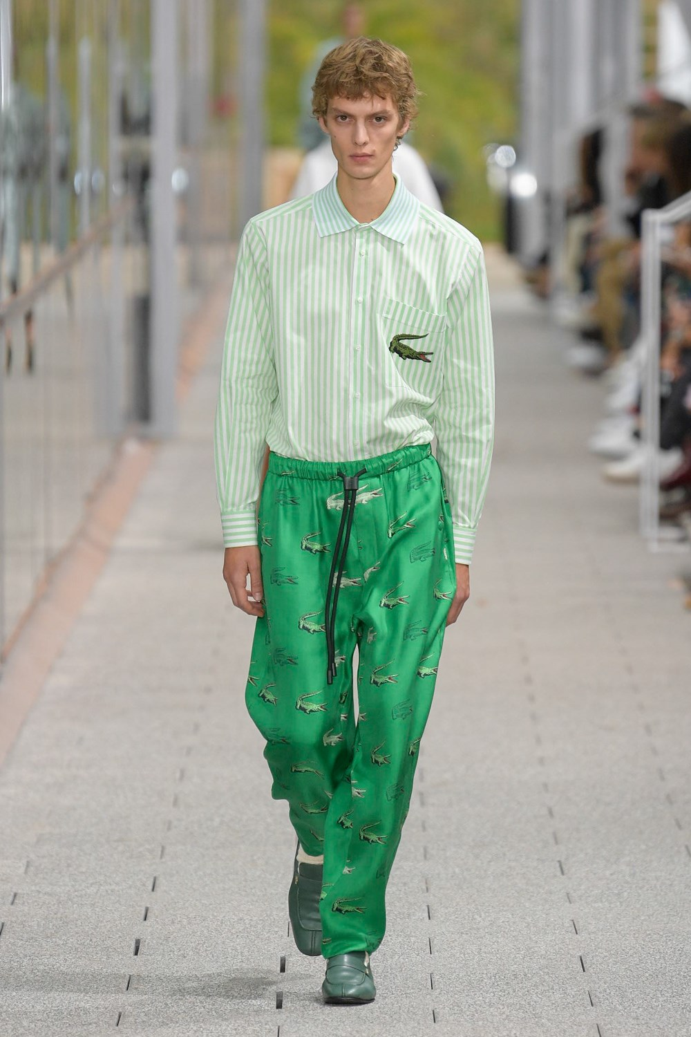 Lacoste - Printemps/Été 2020 - Paris Fashion Week