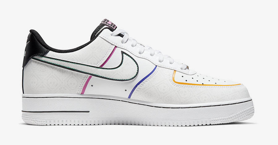 Nike Air Force 1 Low Day Of The Dead
