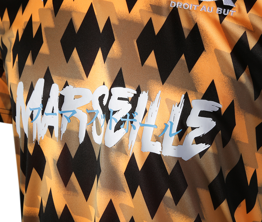 PUMA Football x Olympique de Marseille - Influence Jersey