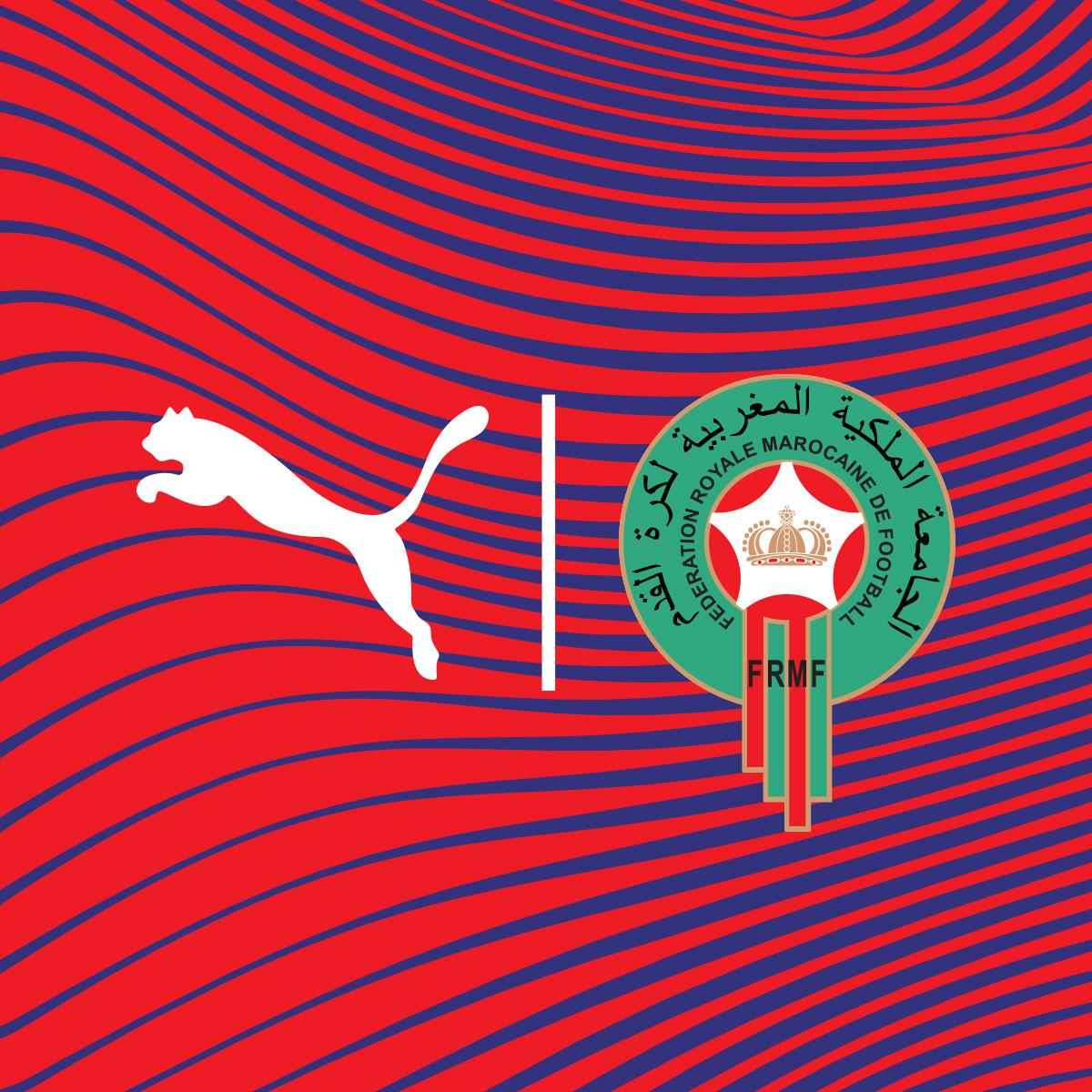 PUMA x Fédération Royale Marocaine de Football