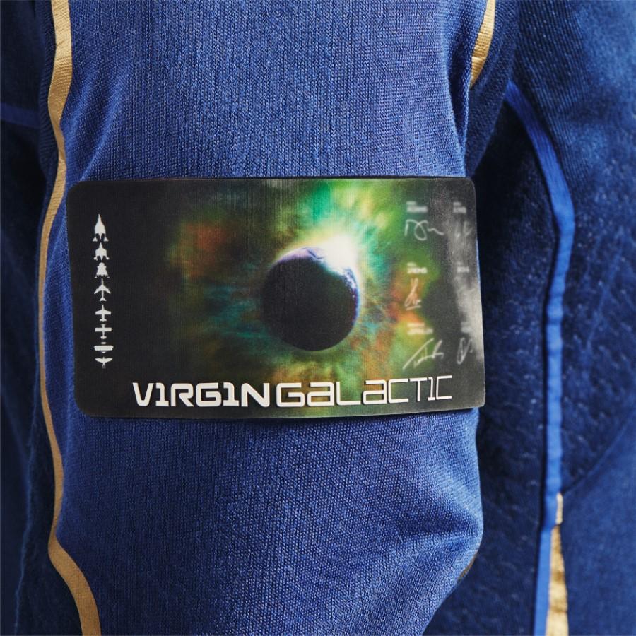 Virgin Galactic x Under Armour