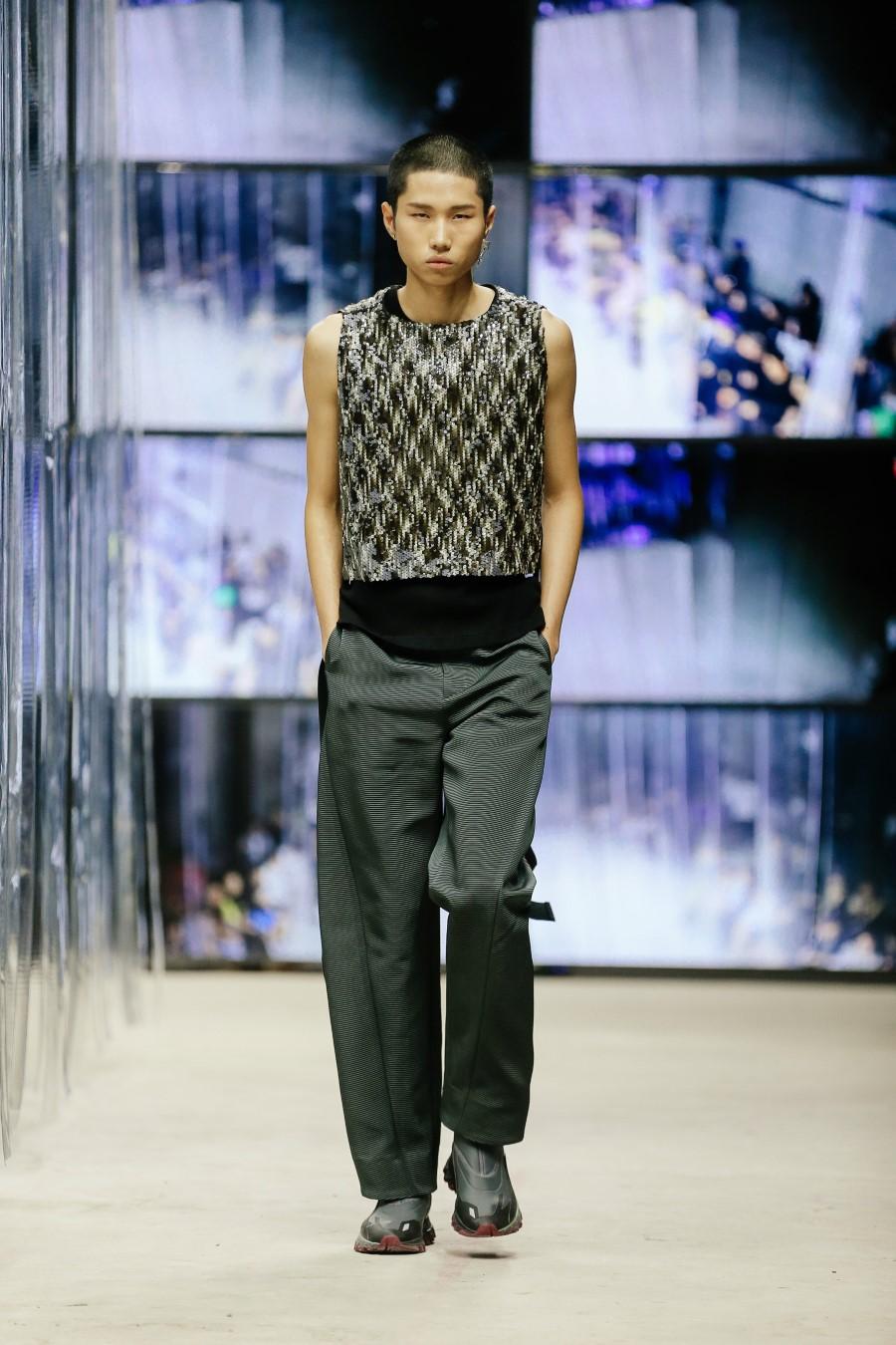 XIMONLEE Printemps Été 2020 Shanghai Fashion Week 8