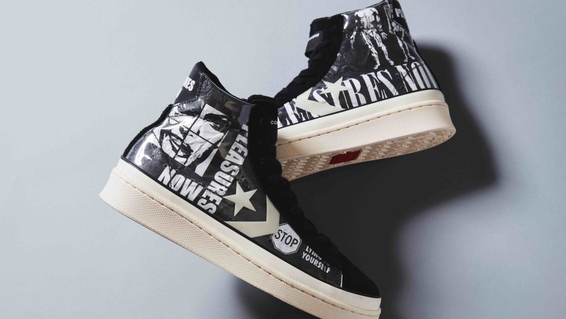 Converse x PLEASURES Pro Leather