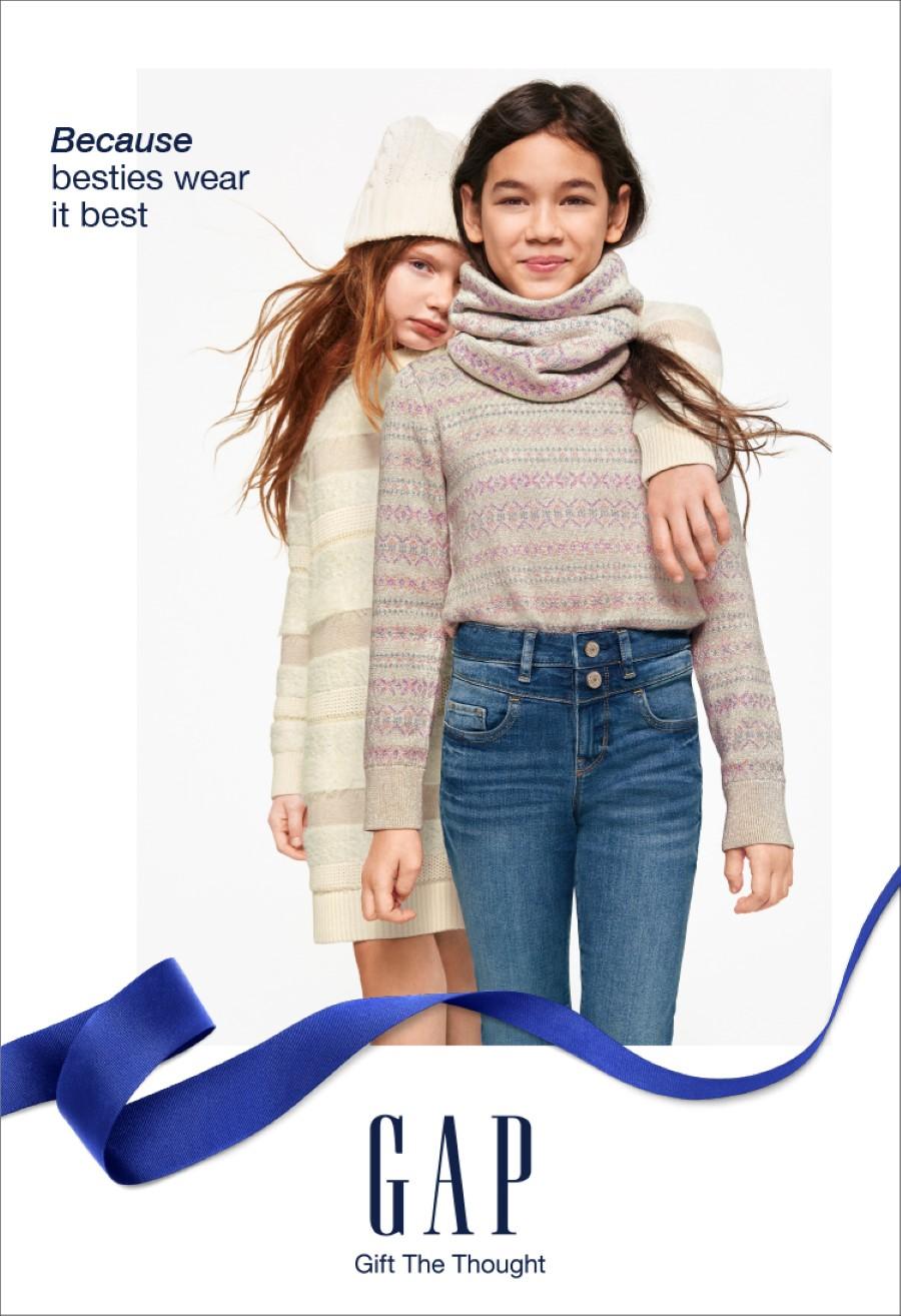GAP Campagne de Noël 2019