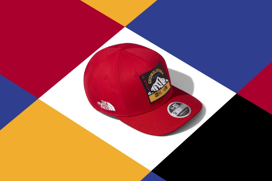 New Era x The North Face - Collection expédition Everest